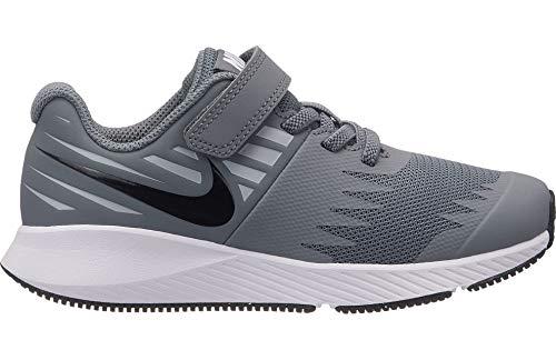 Nike Nike Star Runner (Psv) - cool grey/black-volt-wolf grey, Größe:1.5Y -