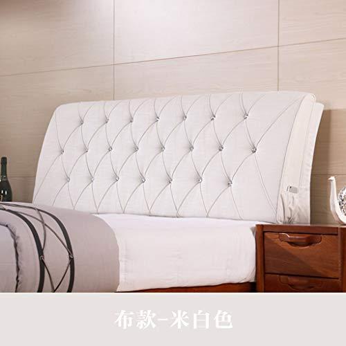 eieckskissen,Bett zurück Rückenlehne keilen Abnehmbarer waschbarer Bezug Einstellbare Kissen Schwamm mit hoher Dichte im Inneren Für Betten und Sofas -1-Ich ()