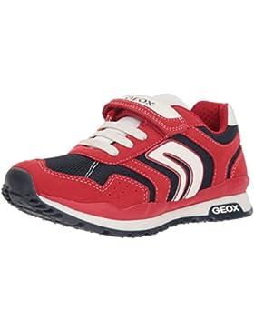 Geox J Pavel B, Zapatillas para Niños