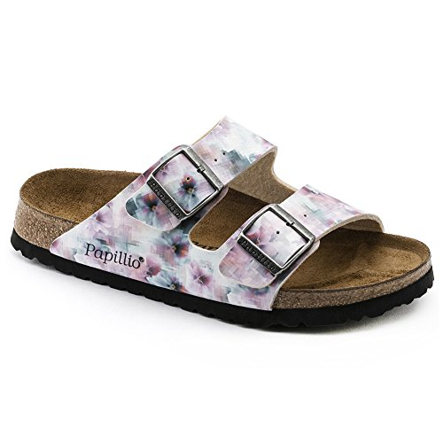 Papillio Womens Arizona Synthetic Sandals Pixel Rose