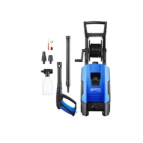Nilfisk 128471165 C-PG 135.1-8 X- tra Hidrolimpiadora de Agua a Presión, 1800 W, 240 V, azul