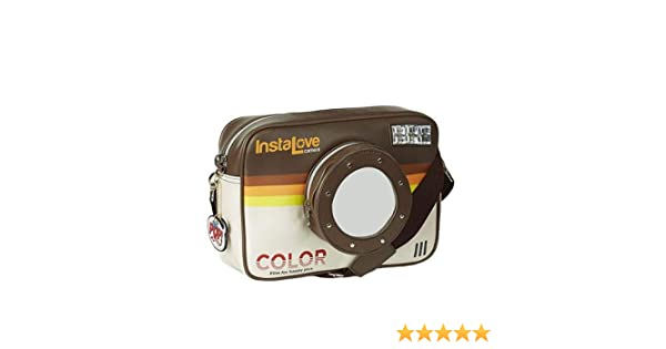 40 cm Multicolour Insta-Pop Small Messenger Bag Cam Oh My Pop!