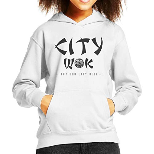 South Park City Wok Kid's Hooded Sweatshirt