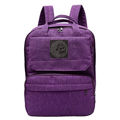Phoenix Pattern Women's Backpacks for Travel,Backpacks for Women's -