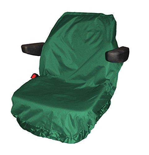 Town and Country - Coprisedile standard per trattore o macchinari, colore: Verde