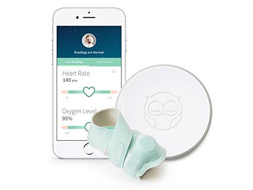 Owlet Inteligente Calcetín 2 Monitor De Bebé
