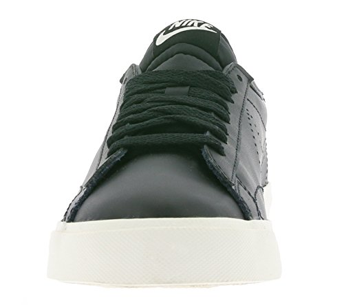 Nike Classic Ac, Chaussures de Tennis Homme, Bianco, 40 EU Multicolore (Negro / Amarillo (Black / Black-Desert Sand))