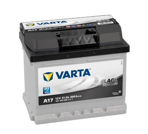 Preisvergleich Produktbild HCIA A17–VARTA BLACK DYNAMIC AUTOBATTERIE (063)