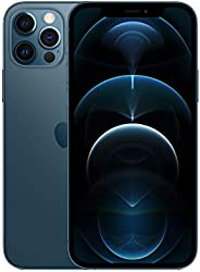 Apple iPhone 12 Pro with Facetime - 256GB, 5G, Pacific Blue - International Version