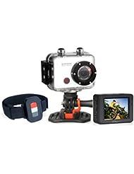 Easypix Goxtreme Power Control Camescopes Caméra de Sport 1080 pixels 5 Mpix