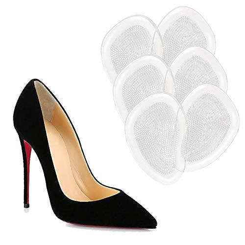 Plantillas de zapatos con tacón alto proteger los pies