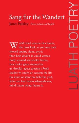 Sang fur the Wandert by Janet Paisley (2014-12-26)