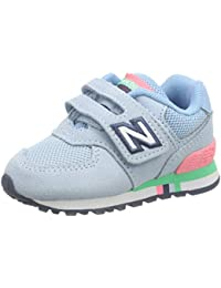 New Balance Baby Girls' 574 Trainers