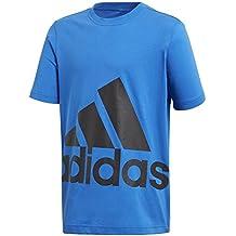 14c5f8e59 Amazon.es  camisa negra niño - adidas