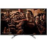 Panasonic TX-40DXW604 VIERA 100 cm (40 Zoll) Fernseher (4K Ultra HD, 800 Hz BMR, Quattro Tuner, Smart TV)