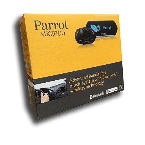 Parrot MKI9100 Bluetooth Freisprechanlage + FSE Kabel - Freisprechadapter für Honda Jazz ab 2001 / CRX/Accord/Civic (R3/S3) 2002-2005 Insight 2000->2006 / FR-V/HR-V/Acura RSX 2002->
