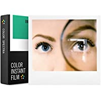Impossible Spectra film Polaroid Couleur, Blanc (4518)