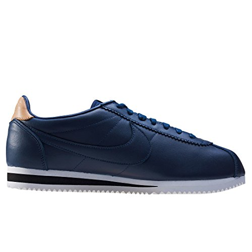 Nike Classic Cortez Leather Se, Chaussures de Fitness Homme blue
