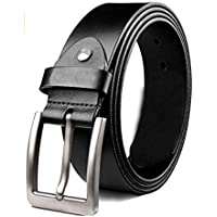 KAEZRI Genuine Leather Formal And Casual Belt For Men