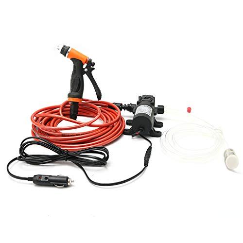 Beaums Mini Portable 12V 100W Haute Cigare 160 psi Voiture Pression Chargeur électrique Laveuse de Lavage Automatique Pompe