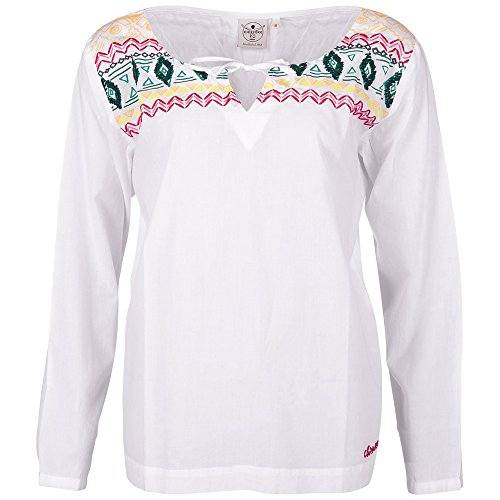 Chiemsee chemise tunique ilonka chemisier pour femme Blanc - Blanc