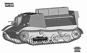 Hobby Boss 83848-Maqueta de Soviet T de 20Armored Tractor KOMS omolets 1940