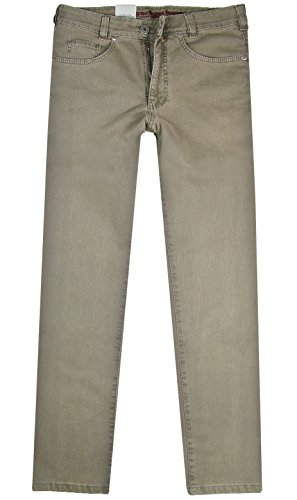 Comfort Fit Stretch Jeans (JOKER Jeans | Clark ( Comfort Fit ) 3401/406 TWILL STRETCH Beige)