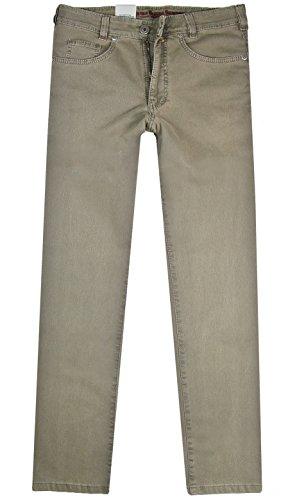 JOKER Jeans | Clark ( Comfort Fit ) 3401/406 TWILL STRETCH Beige (Twill Fit Jeans)