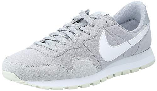 Nike Herren Air Pegasus 83 Ltr Laufschuhe, Mehrfarbig (Wolf Grey Pure Platinum/Off White 002), 46 EU