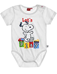 Snoopy Babies Baby body 2016 Collection - white