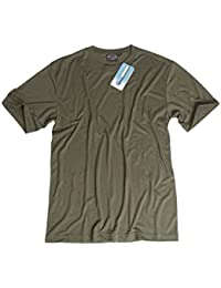 Unterhemd Coolmax® 1/2 Arm oliv