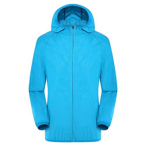 friendGG Sommer Mode neu Frauen Männer Cooling Jacket Fan Sommer Outdoor Klimatisierte Kleidung (Für Griechische Kleidung Männer)