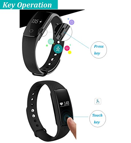 YAMAY® HR Fitness Tracker - 4