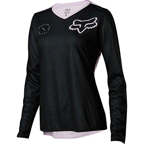 FOX Womens Indicator Ls Asym Jersey, Lilac , Größe M (T-shirt Weiches Klassische Gesichter,)