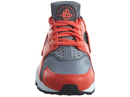 Nike Herren Air Huarache Sneaker Max Orange/Black-black-anthracite