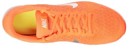 Nike Air Max Sequent 2 Gs, Chaussures de Tennis Mixte Enfant Orange (Tart/mtlc Silver/total Crimson/hyper Orange/white/volt)