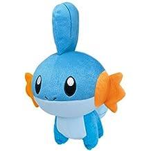 "Pokemon XY Super DX Omega Ruby Alpha Sapphire Plush Doll 8.5"" - Mudkip (49428) by Banpresto"