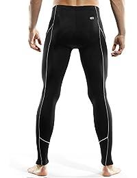 INBIKE Pantalon de Cyclisme Homme Pantalons 3D Coussin pour VTT Velo Legging  Pantalon de Compression Collant 88cd8da5374
