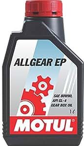 Motul All Gear EP 80W90 Gear Oil for Cars (1 L)