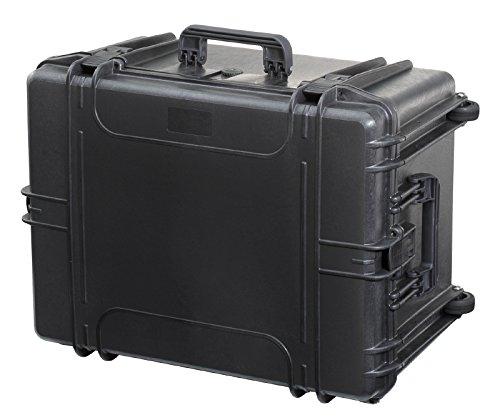 Preisvergleich Produktbild Max MAX620H340STR IP67, wasserdicht, strapazierfähig, wasser- und Materialaufnahmen mit Griff, Hartschale aus Kunststoff, Schutzhülle, Transit Pick and Pluck Schaumstoff-Koffer Werkzeugkoffer