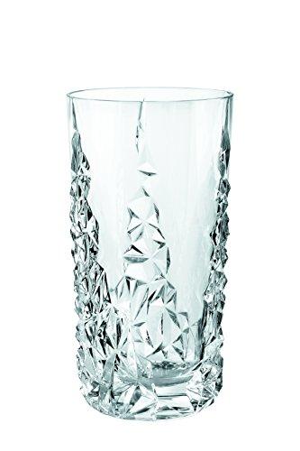 Spiegelau & Nachtmann 4-teiliges Longdrinkgläser-Set, 420 ml, 101967, Sculpture Highball-gläser-set