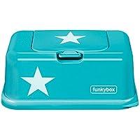 Funkybox - Caja Porta Toallitas Húmedas (Aqua ...