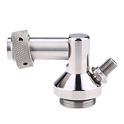 Getränkespender Edelstahl Weinventil Mini Fass Wasserhahn für Home Brew Spear Craft Tools feine Verarbeitung