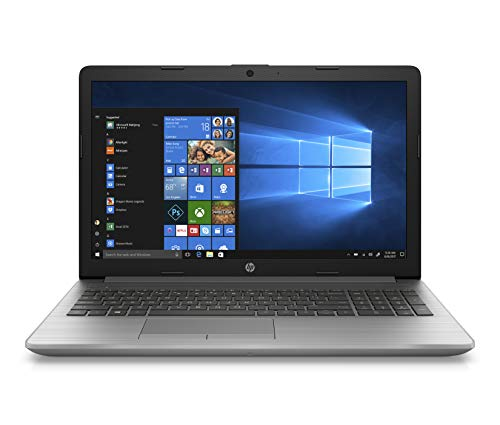 HP 250 G7 (15,6 Zoll / FHD) Business Laptop (Intel Core i3-7020U, 8GB DDR4 RAM, 1TB HDD, 128GB SSD, Intel HD Grafik 620, Windows 10 Home) Silber