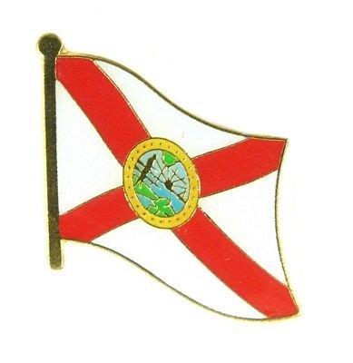 Flaggen Pin Fahne USA Florida Pins Anstecknadel Flagge