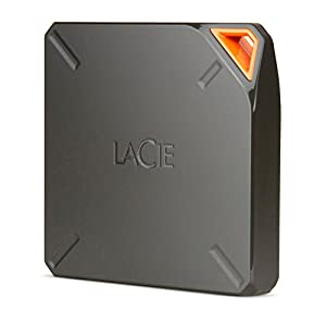 Lacie Fuel 2To 25In Wifi Usb 30 Stfl2000200 Stockage Disques Durs Externes