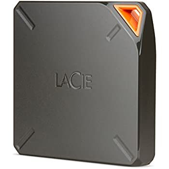 Lacie Fuel 2 Tb Wifi Usb 3 0 Wireless External Hard
