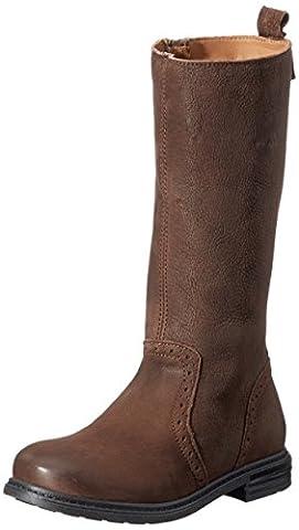 Bisgaard Unisex-Kinder Stiefel, Braun (302 Brown), 35 EU