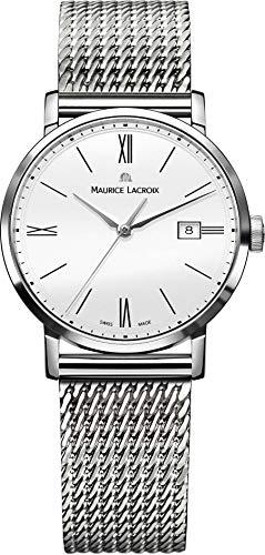 Maurice Lacroix Eliros EL1084-SS002-111-1 Orologio da polso donna piatto & leggero