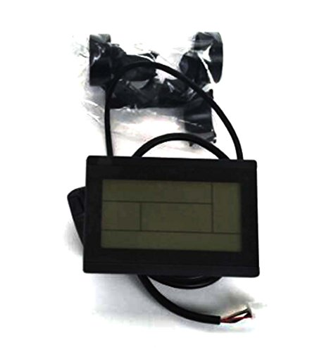 Ebike 24v 36v 48v Display Intelligent Kt Lcd Lcd3 Control Panel Electric Bicycle Bike Parts Controller To Produce An Effect Toward Clear Vision Electric Vehicle Parts Automobiles & Motorcycles